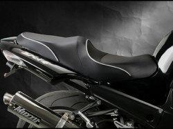 Sargent シート Kawasaki ZZR1400 ワールドスポーツ パフォーマンスシート