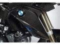 ワンダーリッヒ カーボンウォータークーラークカバー BMW R1200GS('13-)