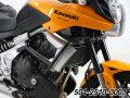 ヘプコ&ベッカー 正規品 エンジンガード Kawasaki Versys('07-'09)