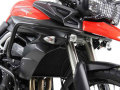ヘプコ&ベッカー 正規品 タンクガード ブラック Triumph Tiger 800/XC