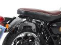 ヘプコ&ベッカー 正規品 サイドソフトケースホルダー(キャリア)「C-Bow」 Kawasaki W650 / W800
