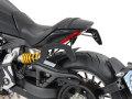 ヘプコ&ベッカー 正規品 サイドソフトケースホルダー(キャリア)「C-Bow」 Ducati X-Diavel / S