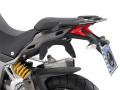 ヘプコ&ベッカー 正規品 サイドソフトケースホルダー(キャリア)「C-Bow」 Multistrada 1200 Enduro ('16-)