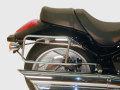 ヘプコ&ベッカー 正規品 サイドケースホルダー(キャリア) クローム スズキ M1800R Intruder