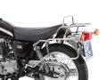 ヘプコ&ベッカー 正規品 トップ&サイドケースホルダー(キャリア) クローム Yamaha SR400