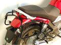 ヘプコ&ベッカー サイドケースホルダー Moto Guzzi Breva V750 ie