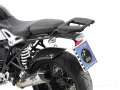 ヘプコ&ベッカー 正規品 BMW RnineT トップケースホルダー(キャリア) (アルミラック) ブラック
