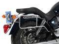 ヘプコ&ベッカー 正規品 サイドケースホルダー(キャリア) クローム Triumph Bonneville America ('11-)