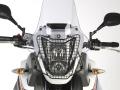 ヘプコ&ベッカー ヘッドライトグリル ブラック YAMAHA XT660Z Tenere