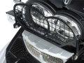 ワンダーリッヒ ヘッドライトグリル ブラック BMW R1200GS / Adventure ('08-)