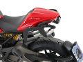 ヘプコ&ベッカー 正規品 サイドソフトケースホルダー(キャリア)「C-Bow」 Ducati Monster 1200 / S