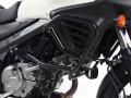 ヘプコ&ベッカー 正規品 エンジンガード (ブラック) SUZUKI DL650 V-Strom
