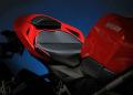Sargent シート Ducati Streetfighter レギュラーフロントシート パイピング:ブラック