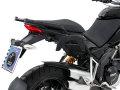 ヘプコ&ベッカー 正規品 サイドソフトケースホルダー(キャリア)「C-Bow」 Ducati Multistrada 1200/S