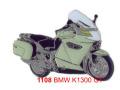 ピンバッチ BMW K1300GT