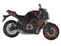 ピンバッチ Yamaha MT-07 Moto Cage