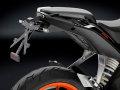 rizoma / リゾマ 正規品 ライセンスプレートサポート KTM 390 Duke