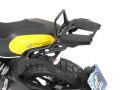 """ヘプコ&ベッカー Ducati Scrambler / スクランブラー トップケースホルダー  """"アルミラック""""+C-Bowセット"""