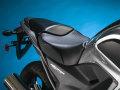 Sargent シート Honda NC700X EUレギュラーフロントシート パイピング:ブラック