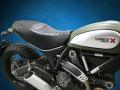 Sargent シート Ducati Scrambler('15-) 1ピースレギュラーシート タックロール