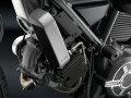 rizoma / リゾマ 正規品 ラジエターカバー Ducati Scrambler / スクランブラー