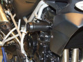 metisse ダンパー内蔵クラッシュパッド X-Pad Triumph Tiger 800 / XC