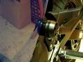 metisse ダンパー内蔵クラッシュパッド X-Pad Yamaha XJ6 / Diversion