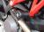 metisse ダンパー内蔵クラッシュパッド X-Pad Ducati Streetfighter