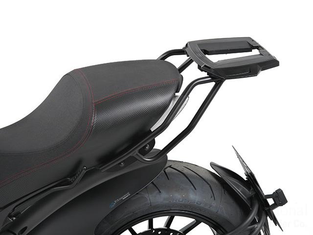 ヘプコ&ベッカー 正規品 トップケースホルダー Ducati DIAVEL