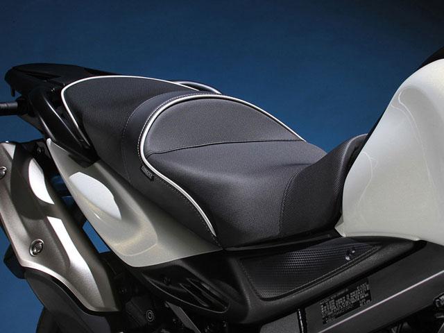 Sargent ワールドスポーツパフォーマンスプラスシート Suzuki V-Strom('12-) EUレギュラーシート