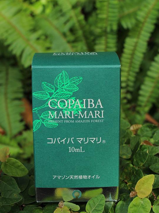 黄金樹液オイル コパイバ マリマリ 10ml