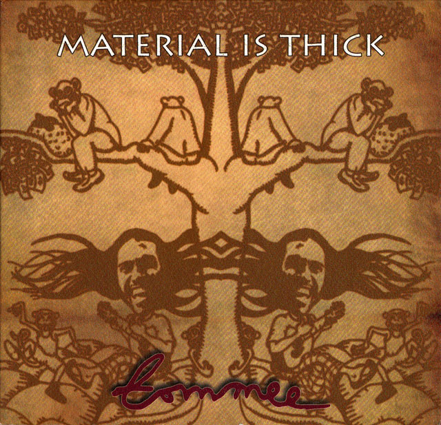 『MATERIAL IS THICK』Tommee
