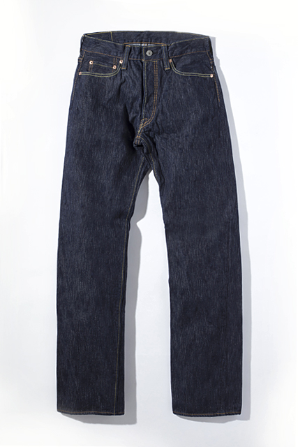 [AI-001] 17.5oz. Natural Indigo Regular Straight