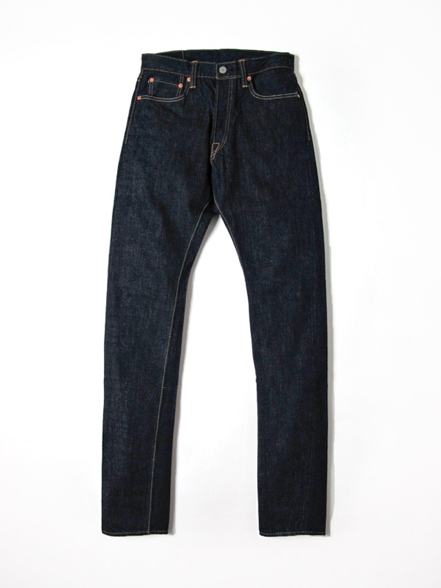 [1143] 12oz. Summer Denim Relaxed Tapered
