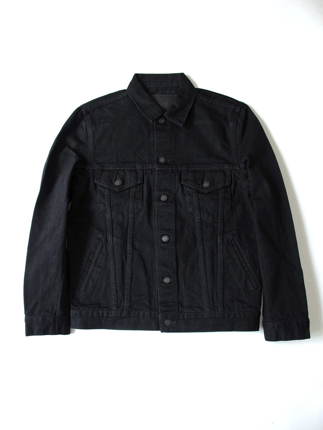 [6087 C#2] Double Black Type 3 Jacket