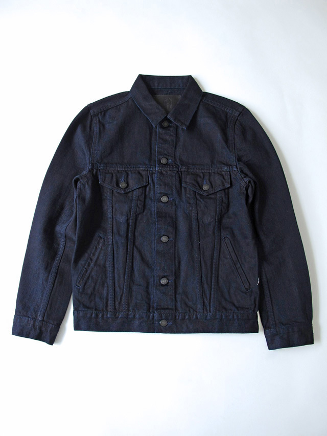[6087 C#1] Deep Indigo Type 3 Jacket