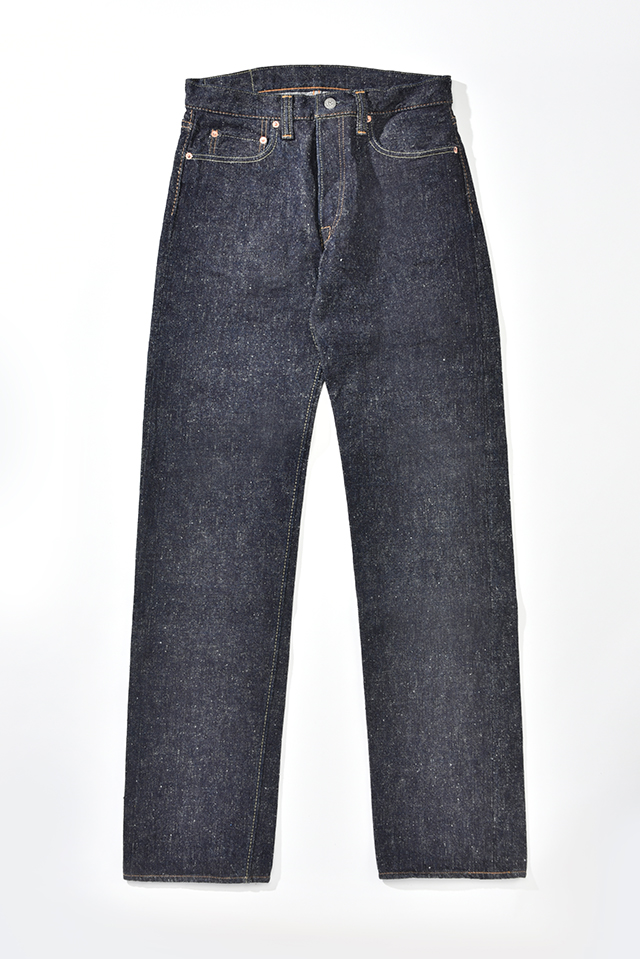 [SN-003] 17oz. Snow Denim Regular Straight