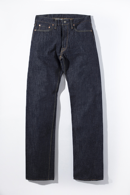 [XX-003] 14oz. Indigo Regular Straight