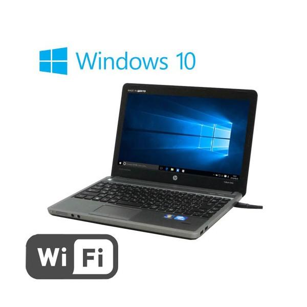中古パソコン Windows10 Home 64bit/HP ProBook 4340S/13.3型/爆速新品SSD120GB/メモリ4GB/CeleronB840(1.90GHz)/DVDマルチ/無線LAN/0155N