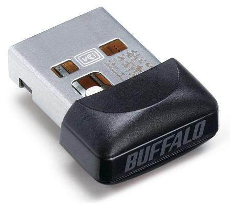 (パソコン同時購入なら送料無料)(新品)Buffalo製USB無線LAN子機