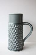 北欧ヴィンテージ/Jens.H.Quistgaard(イェンス・クイストゴー)/持ち手つき花瓶