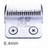 【ペット用バリカン】F.I.A.スーパーシャーク用替刃6.4mm