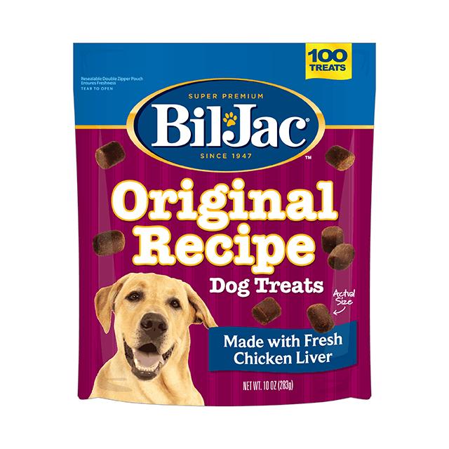 レバートリーツバリューパック 283g ビルジャック BIL-JAC Original Recipe Dog Treats