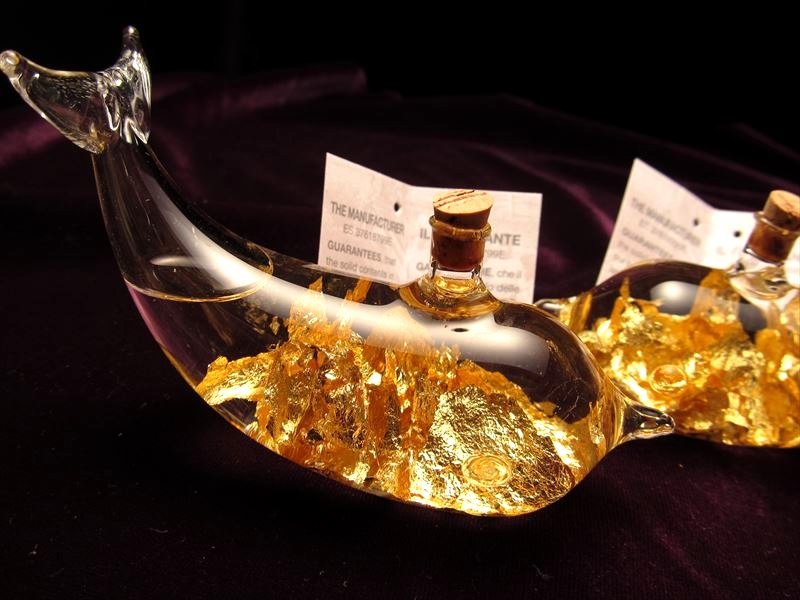 ゴールドボトル