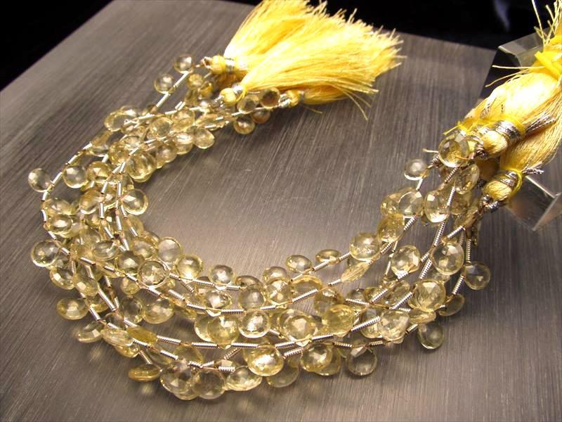 宝石質アクセサリーパーツ