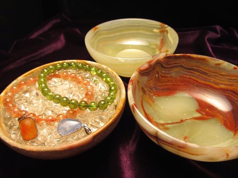 アラゴナイト皿