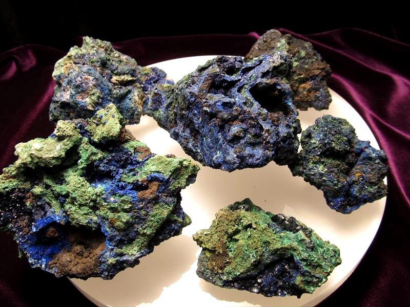 アズライトマラカイト原石