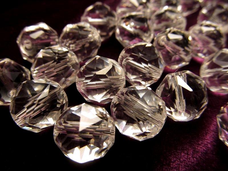 水晶スターカット