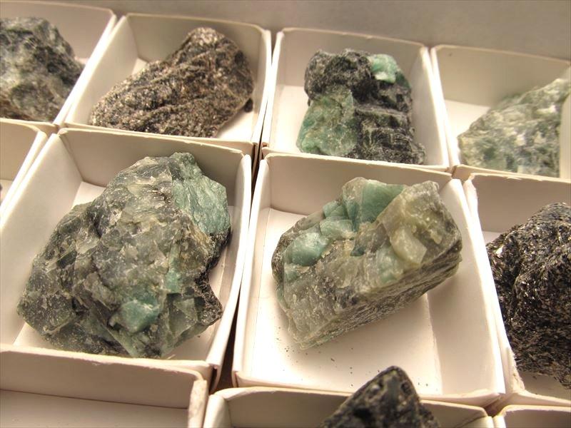 フランス展示会原石