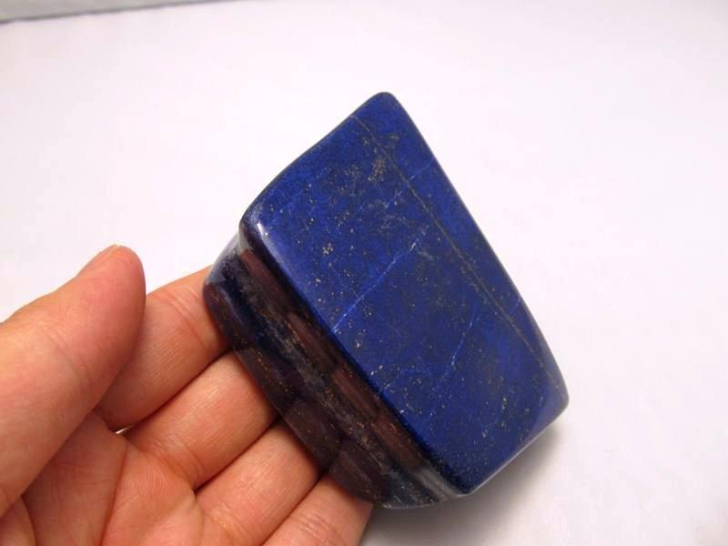 ◆激安!◆アフガニスタン産◆ラピスラズリ原石ブロック 【青金石】◆サイズ 356g◆